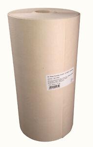 1 Rolle Ökoplus Pergament Ersatzpapier, Einschlag, 40 cm breit, 10kg öko bio