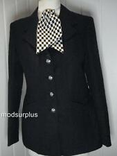 "WPC Woman METROPOLITAN Police Officer uniform tunic Jacket Fancy Dress 36"" sz 12"
