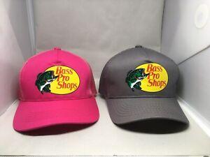 Bass Pro Shops Mesh Trucker Hat Caps Snapback His & Hers