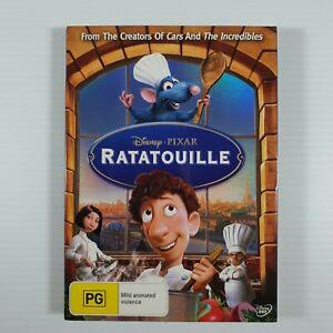DVD Movie | Ratatouille (2007) | Patton Oswalt; Lou Romano; Ian Holm