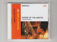 (CD) Senegal - Songs of Griots [Japan Import] / Lamine Konte