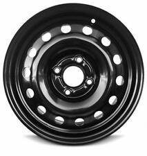 Set Of 2 Wheels 15x6 Inch Steel Rim 2009-2011 Ford Focus 2011-2019 Fiesta