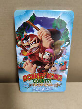 Donkey Kong Country: Tropical Freeze Steelbook - Custom - new - Switch - no game