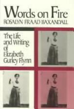 Words On Fire (The Douglass Series on Women's Lives and the Meaning of Gender)
