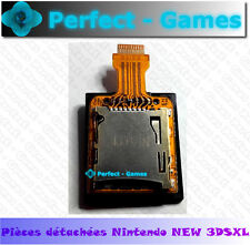 Lecteur de carte mémoire micro SDHC reader slot memory NINTENDO NEW 3DS XL