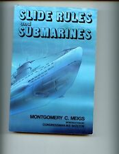 mac- Slide Rules &Submarines: American Scientists & Subsurface Warfare WW2 SB VG
