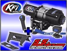 4500 lb KFI Winch Combo Polaris Ranger 2013-2017 XP900 XP 900 2015 Full Size 570