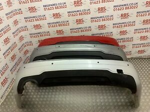 MERCEDES C CLASS W204 AMG SALOON REAR BUMPER 2011-2014 PART NO. A2048809047