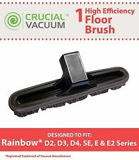 Rainbow Vacuum Bare Floor Brush Attachment Rexair D4C D4CSE D4SE D2 D3 D4 SE