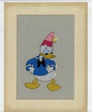 Original Disney Cel - Donald Duck  From The Art Corner at Disneyland  1950's