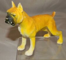1974 Imperial Toy Boxer Dog Figure