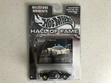 Hot Wheels Hall of Fame - Ford GT-40 - Milestone Moments