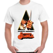 Clockwork Orange Movie Vintage Retro T Shirt 599