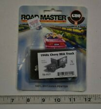 N Scale GHQ Pewter kit 56015, 1940's Chevy REA Truck