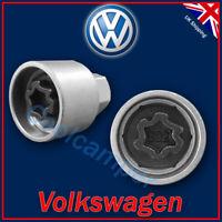 Volkswagen Security Master Locking Wheel Nut Key 532 N 17mm VW Golf Passat T4