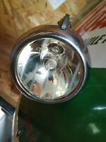 N.O.S optique VITALUX velo vintage ancien phare light