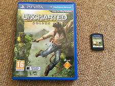 Uncharted Golden Abyss -- PCSF -- Sony Playstation PS Vita -- UK Seller