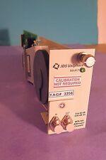 JDS JDSU MTA 300 MTAS7 + 1001FP1 Optical Attenuator Cassette