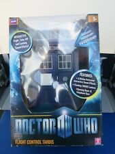 Figura De ** 11TH DOCTOR WHO DOCTOR FLIGHT 9 pulgadas TARDIS ** * CONTROL LUZ Y SONIDO