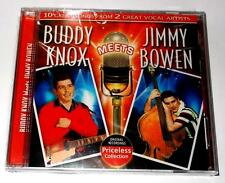 Buddy Knox  Meets Jimmy Bowen 1950s Rockabilly CD New Sealed