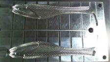 "Bob's Tackle Shack 6"" Swimbait Two Piece 2 Cavity Aluminum Mold"
