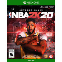 NBA 2K20 - Xbox One - Brand New Sealed
