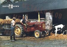 David Brown 880 Tractor - Poster (A3) -  (3 for 2 offer)
