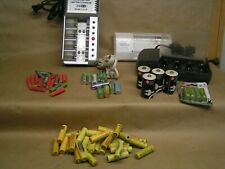 3 battery chargers and 60 +/- Aa and Aaa rechargeable batteries,600-2300mAh,