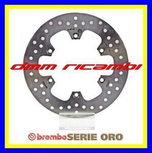 Disco freno posteriore BREMBO serie ORO YAMAHA T-MAX 500 04>05 XP TMAX 2004 2005