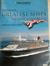 Britain's Greatest Ships - Queen Elizabeth (DVD, 2011) Discovery Channel
