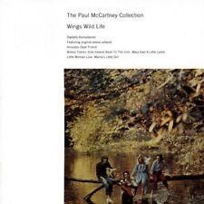 PAUL MCCARTNEY & WINGS - Wild Life - CD