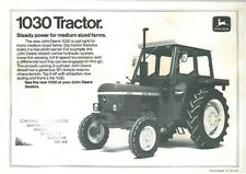 John Deere Tractor 1030 Folleto-Pb2