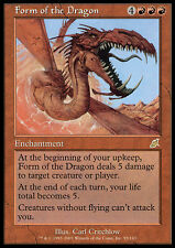 MTG FORM OF THE DRAGON FOIL - FORMA DEL DRAGO - SCG - MAGIC