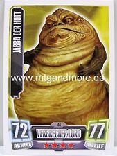Force Attax Serie 2 Jabba der Hutt #144