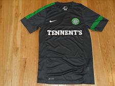 Nike CELTIC FOOTBALL CLUB 1888 Soccer Jersey Kit Mens Small TENNENT'S Futbol