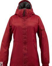 Burton Boom Sticks Snowboard Jacket (S) Beet Red