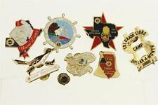 Vintage Fraternal Organization LIONS CLUB Souvenir Group Event Pins Jewelry