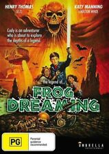 Frog Dreaming (DVD, 2015) brand new and sealed AUSTRALIAN MOVIE