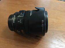 Canon EFS 17-85 mm Lens