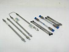 Posten 10 Stück Fertigsäule HPLC-Säule z.B LiChrospher RP 18 EnCaPharm SiO2