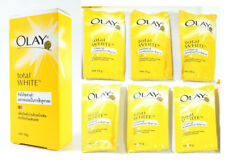 6x10g Olay Total White Spot Lightening Cream Dark Spots And Acne Scars Fade