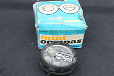 Vintage Morin Srpi Marine Mini-Compass Instrument with Original Box Made France