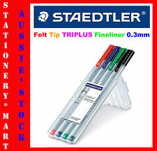 STAEDTLER�—‰Triplus Fineliner #334 334 Pen�—‰4 6 10 15 20 30 36 42 Colours�—‰0.3mm�—‰ART