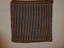 antique Baluch rug bag face Balouch Flat woven rare carpet collector's piece