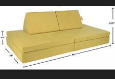 Nugget Comfort Couch Limited Edition Saturn Dijon Mustard In Hand Ready to Ship!