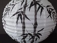 """Set of 4 Japanese 16"""" Paper Lantern TAKE Bamboo Pattern Party Wedding Decoration"""