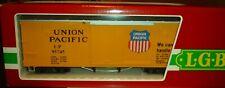 LGB  4067 A 01 Union Pacific Boxcar
