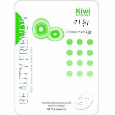 "Vanedo Beauty Friends Kiwi Korean Facial Mask Sheet 23g 16pcs ""US SELLER"""