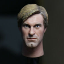 HOT FIGURE TOYS 1/6 HEADSCULPT Harvey Dent Two-Face HEADPLAY Aaron Eckhart
