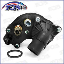 NEW THERMOSTAT HOUSING W/ SENSORS FOR 97-01 FORD EXPLORER MOUNTAINEER 4.0L V6